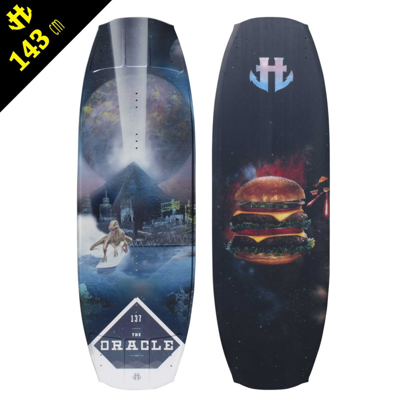 Humanoid wakeboard Oracle 2016 143 cm destockage