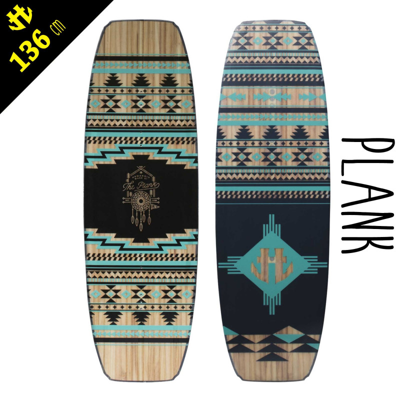 Humanoid wakeboard Plank 2015 pas cher 136 cm