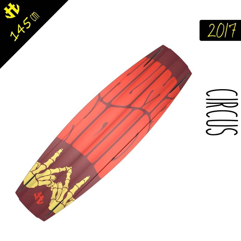 Humanoid wakeboard Circus 2017 145 cm destockage