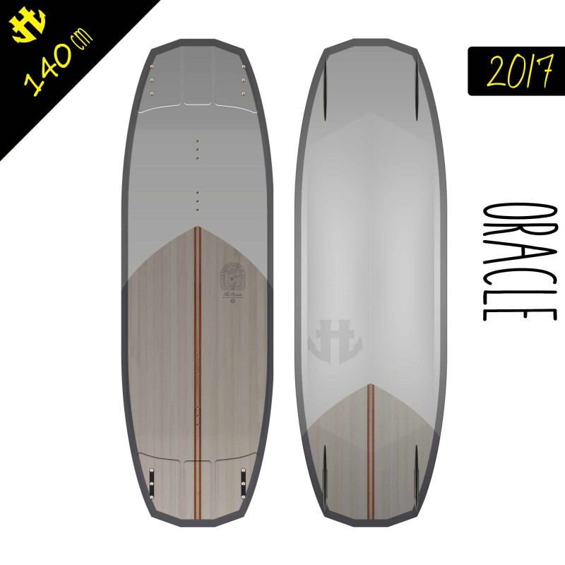 Wakeboard pas cher Humanoid Oracle 2017 140 Cm bon plan