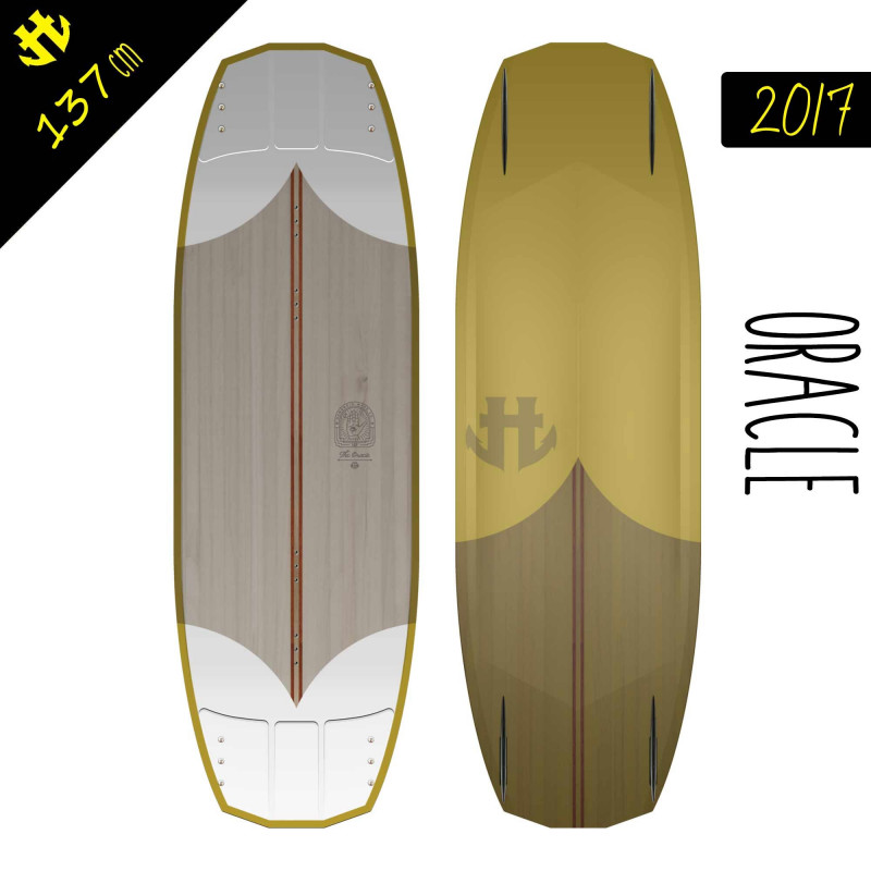 Wakeboard pas cher Humanoid Oracle 2017 137 Cm bon plan