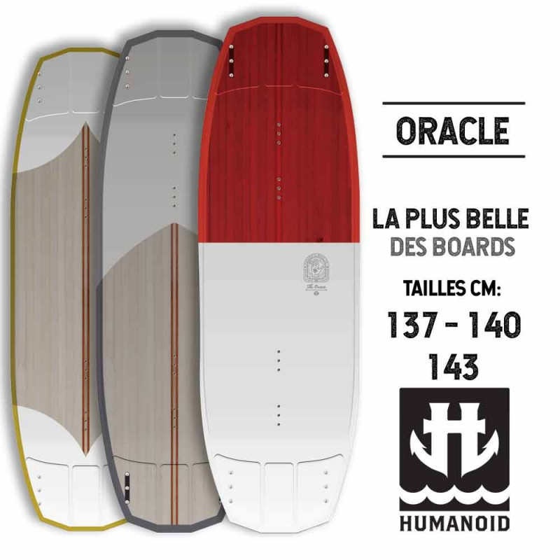 Humanoid Oracle 2017 137, 140, 143 Cm
