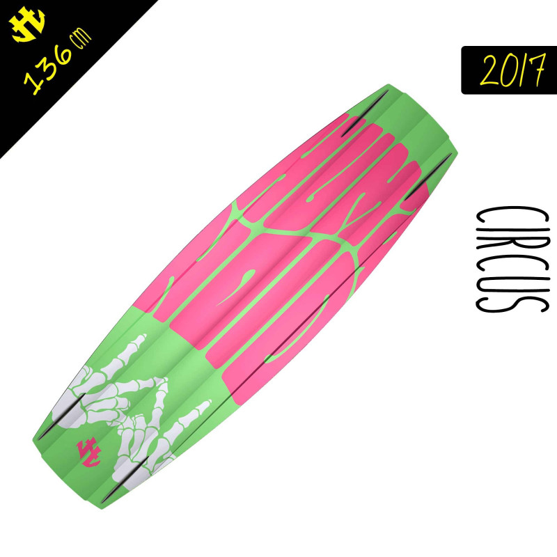 Humanoid wakeboard bateau Circus 2017 136 cm occasion