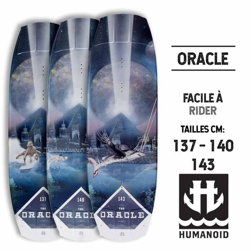 Humanoid wakeboard Oracle 2016 143, 140, 137 cm