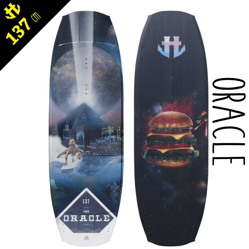 Humanoid wakeboard Oracle 2016 137 cm destockage