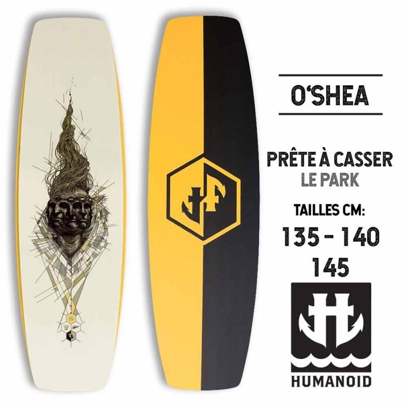 Humanoid wake OSHEA Park 2016 145, 140, 135 cm pas cher