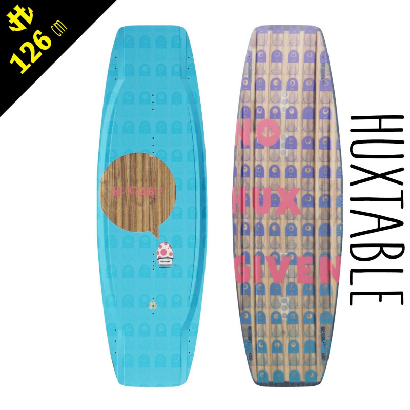 Humanoid wakeboard pas cher femme enfant Huxtable 127 cm