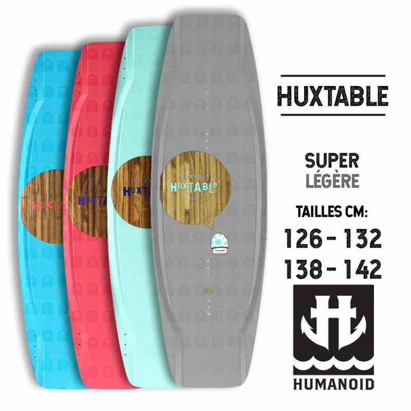 Humanoid wakeboard wakeboard femme enfant Huxtable pas cher