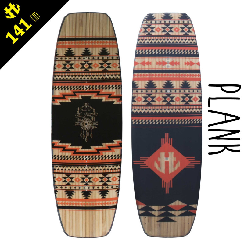 Humanoid wakeboard Plank 2015 pas cher 141 cm