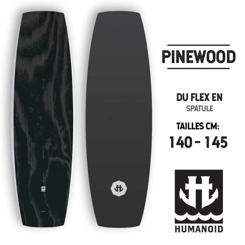 HUMANOID PINEWOOD wakboard cable homme 2019