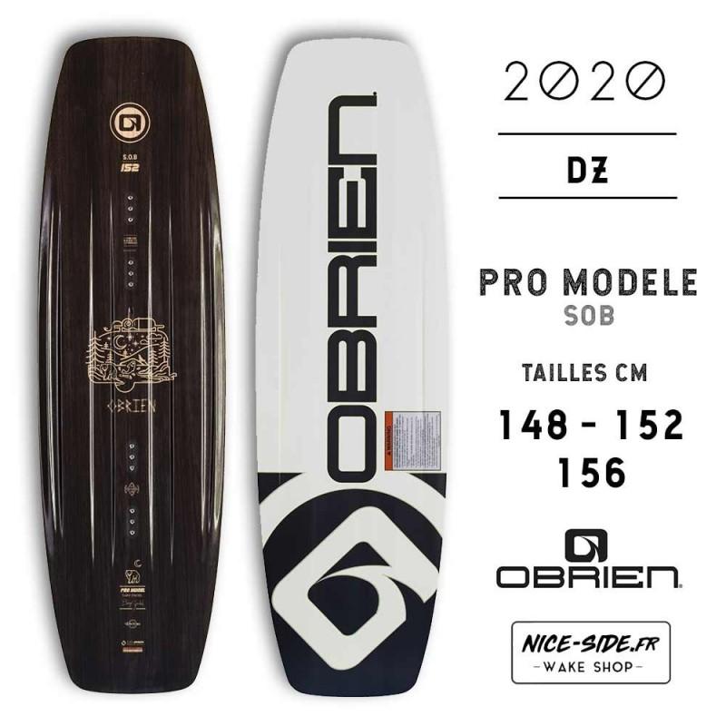 Obrien DZ wakeboard park 2020