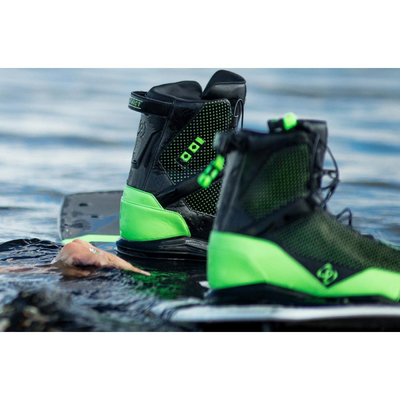 Ronix Disctrict chausses wakeboard homme bateau 2020