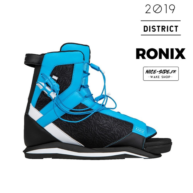 Ronix Disctrict boot 2019 chausses wakeboard bateau homme