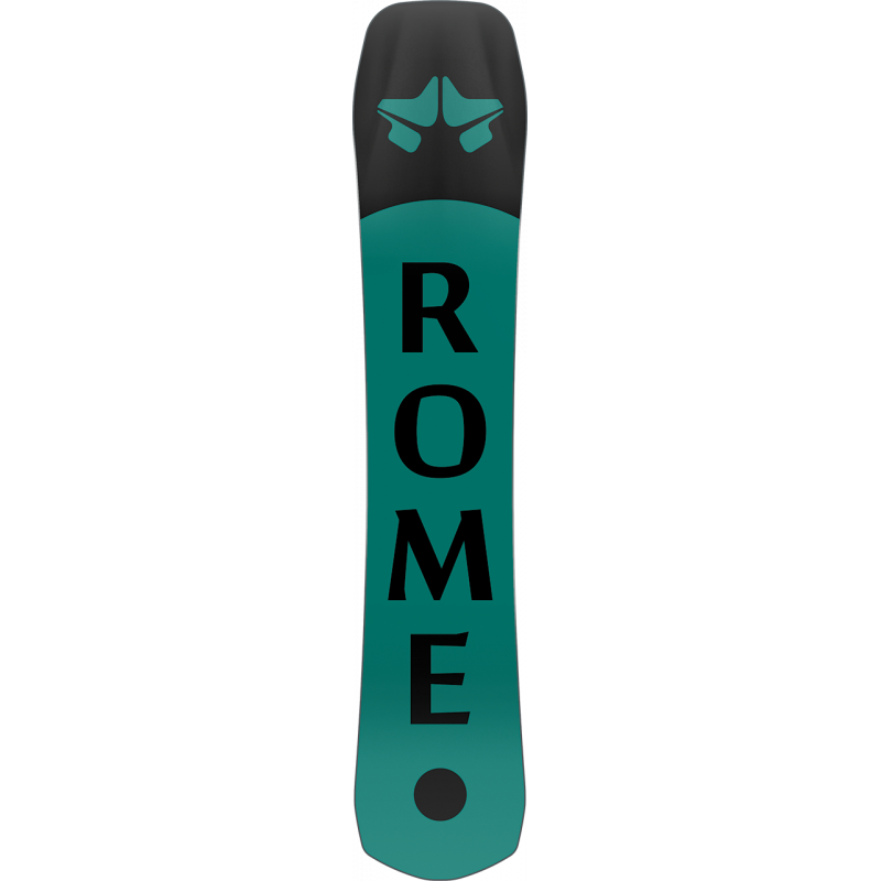 Rome Ravine women snowboards femme 2021 pack snowboard + fixation