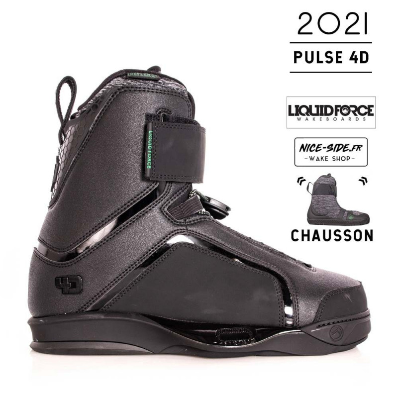 Liquid Force chausse Pulse 4D