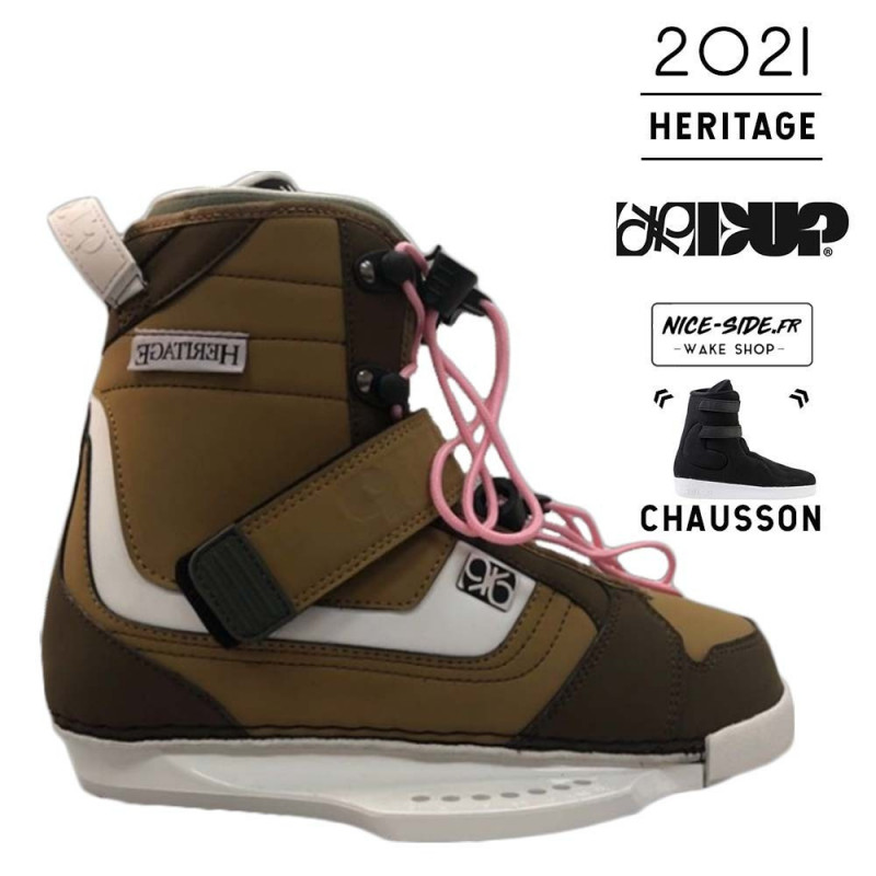 Double up Heritage Double up chausses wakeboard 2020