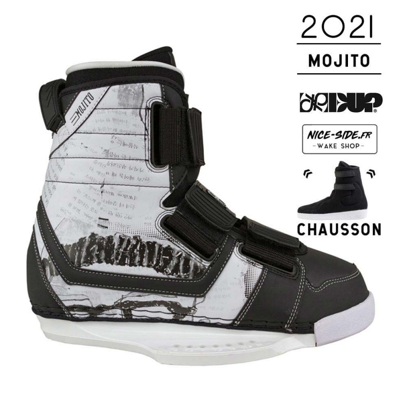 Double Up Mojito Double up chausses wakeboard 2020