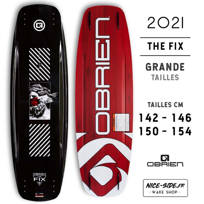Obrien The Fix wakeboard park 2020