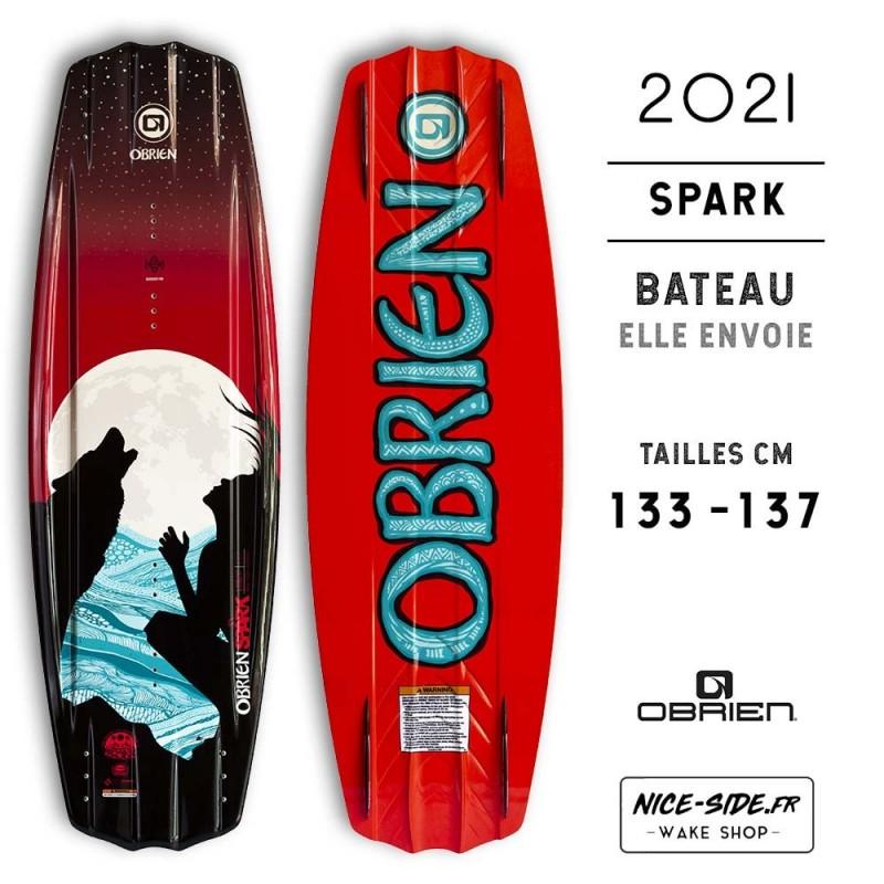 O'Brien Spark 2018 133, 137 cm 2018