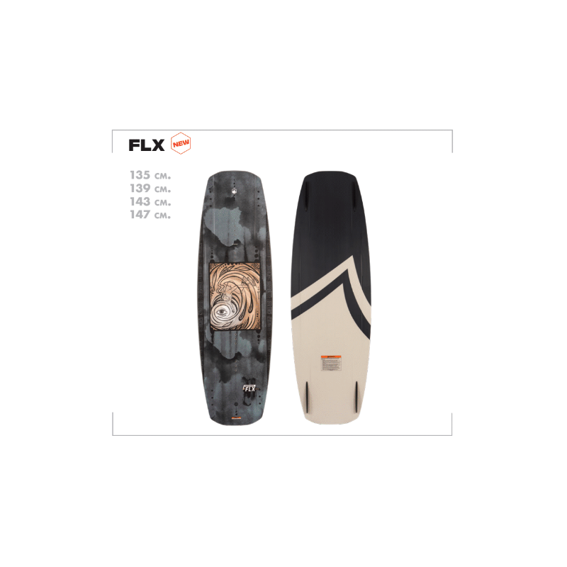 Liquid Force FLX 2022 pack wakeboard homme