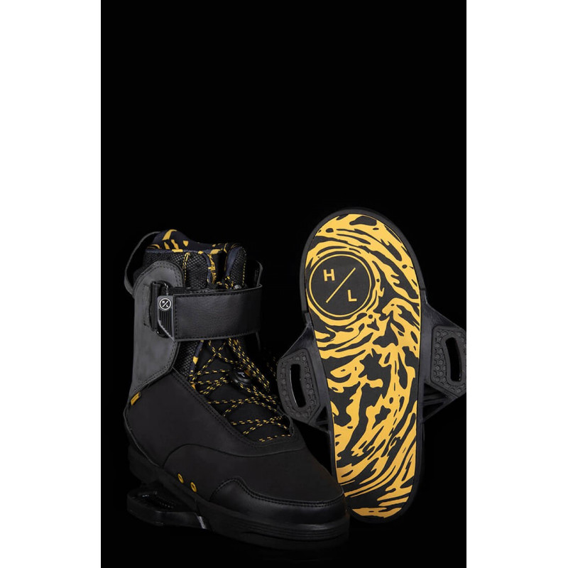 Hyperlite chausses Defacto chausses boots wakeboard 2020