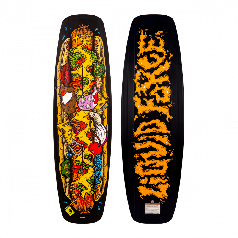 Liquid Force TAO 2022 pack wakeboard homme