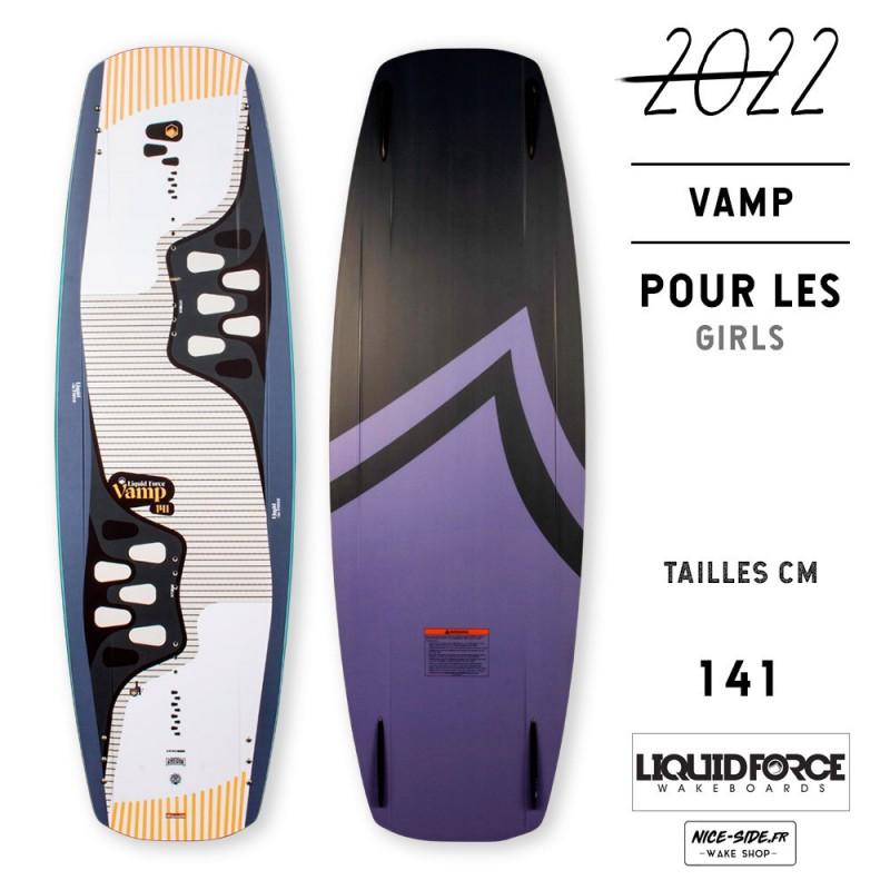 Liquid Force Vamp wakeboard 202 pack wakeboard homme