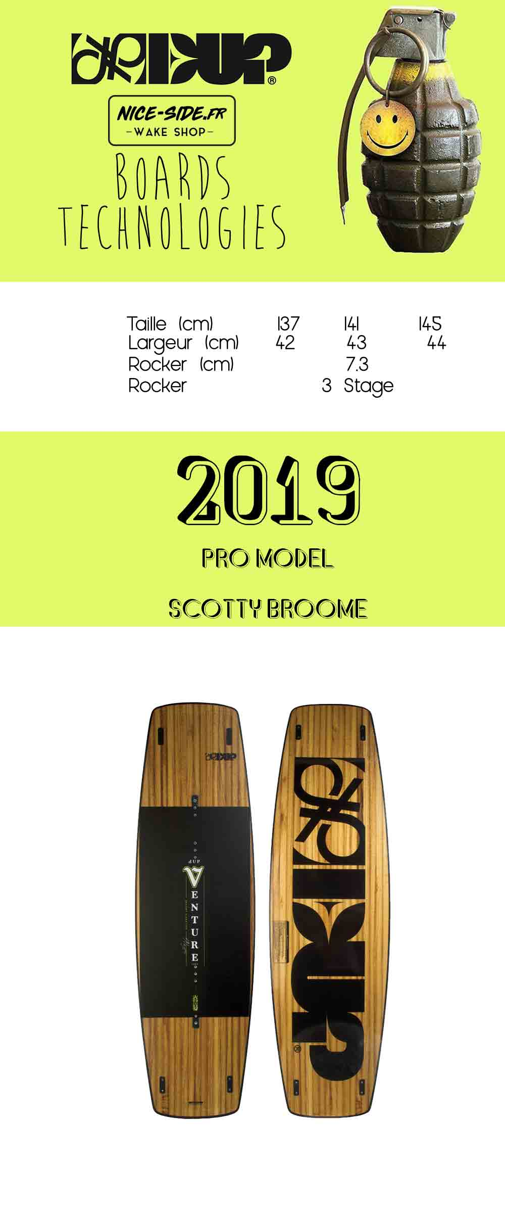 planche de scotty broome
