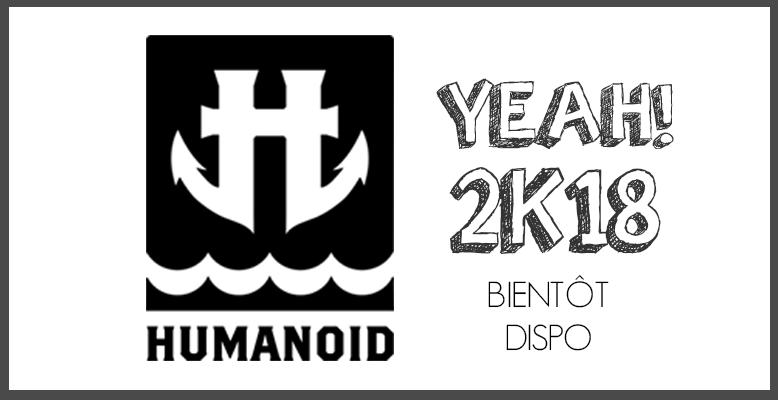Humanoid wakeboard 2018